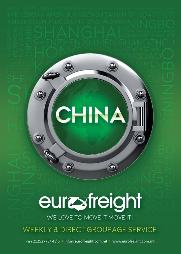 EuroFreight China Groupage Service