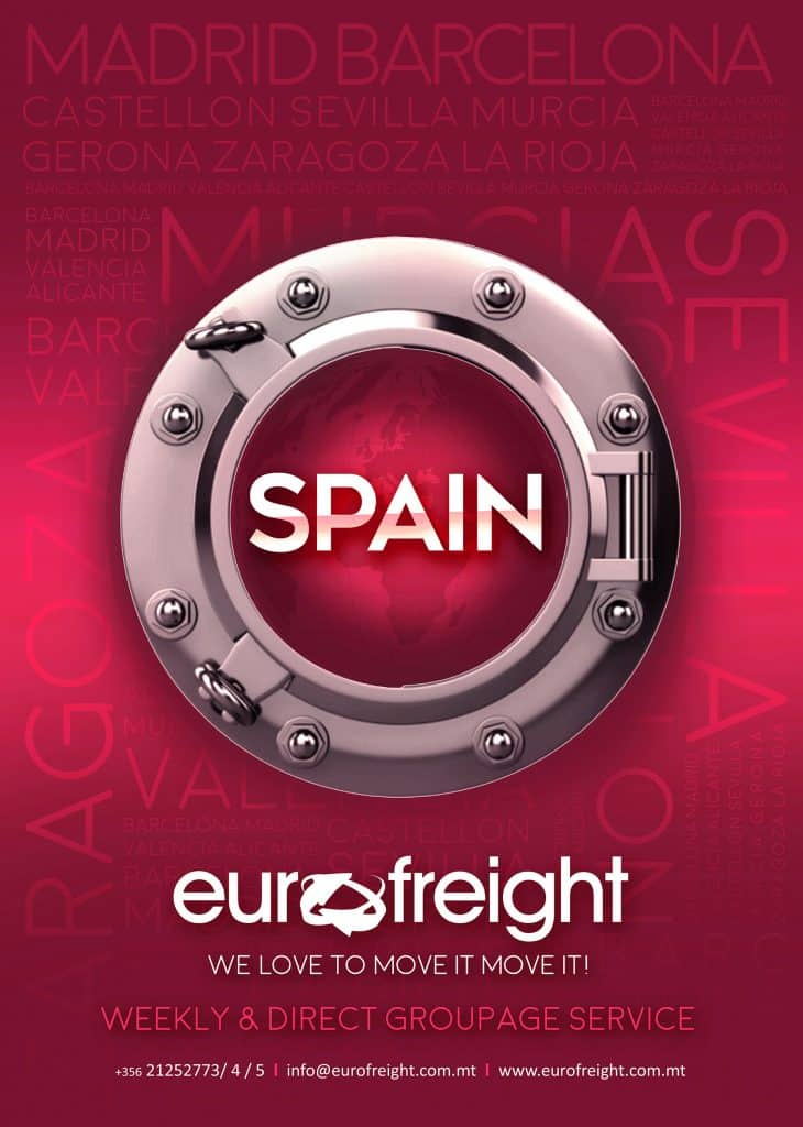 EuroFreight Spain Groupage Service